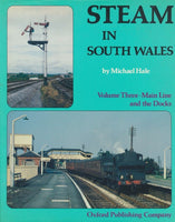 Steam in South Wales: Volume 3 - Main Line and the Docks