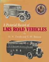 A Pictorial Record of LMS Road Vehicles