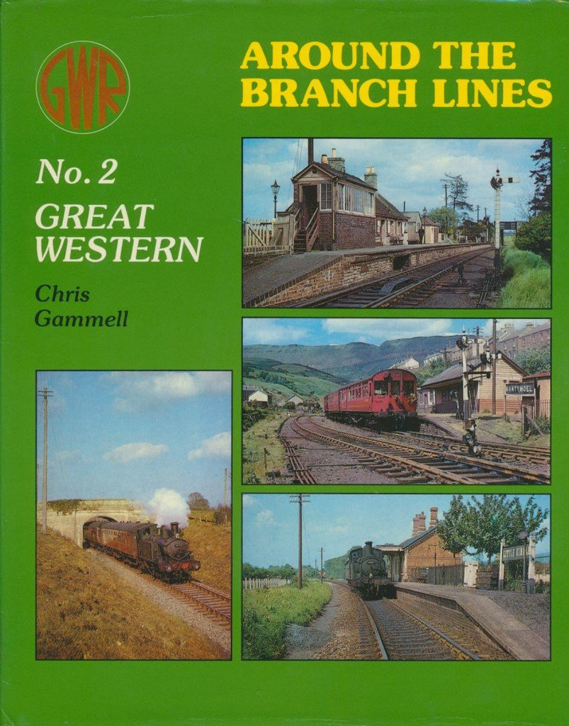 Around the Branch Lines No. 2: Great Western