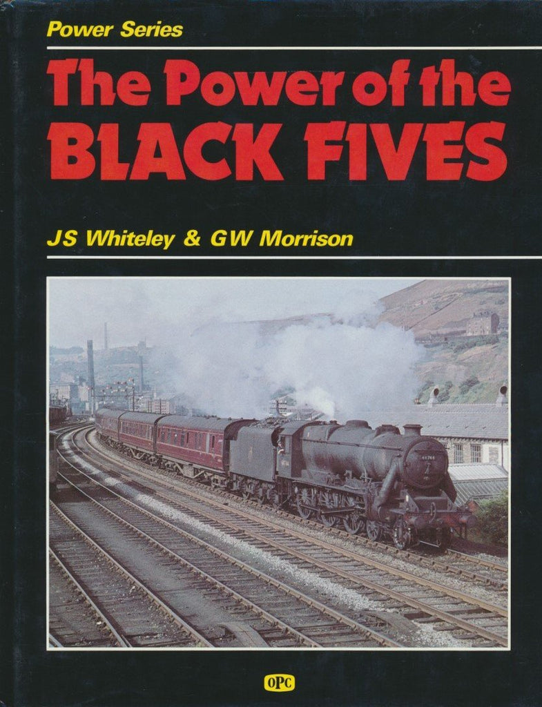 The Power of the Black Fives (Power Series)