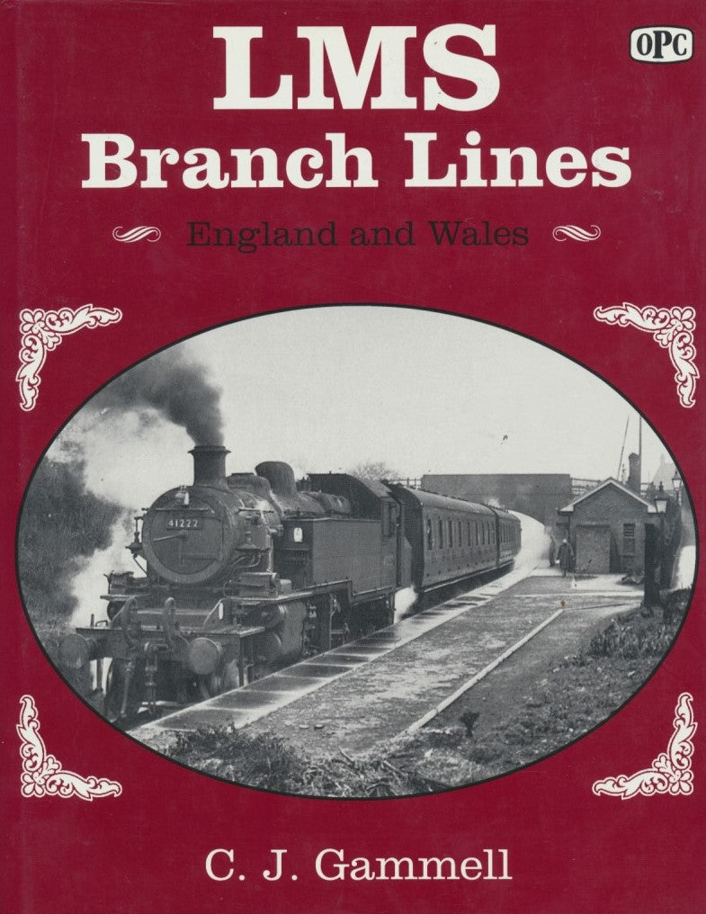 LMS Branch Lines - England and Wales
