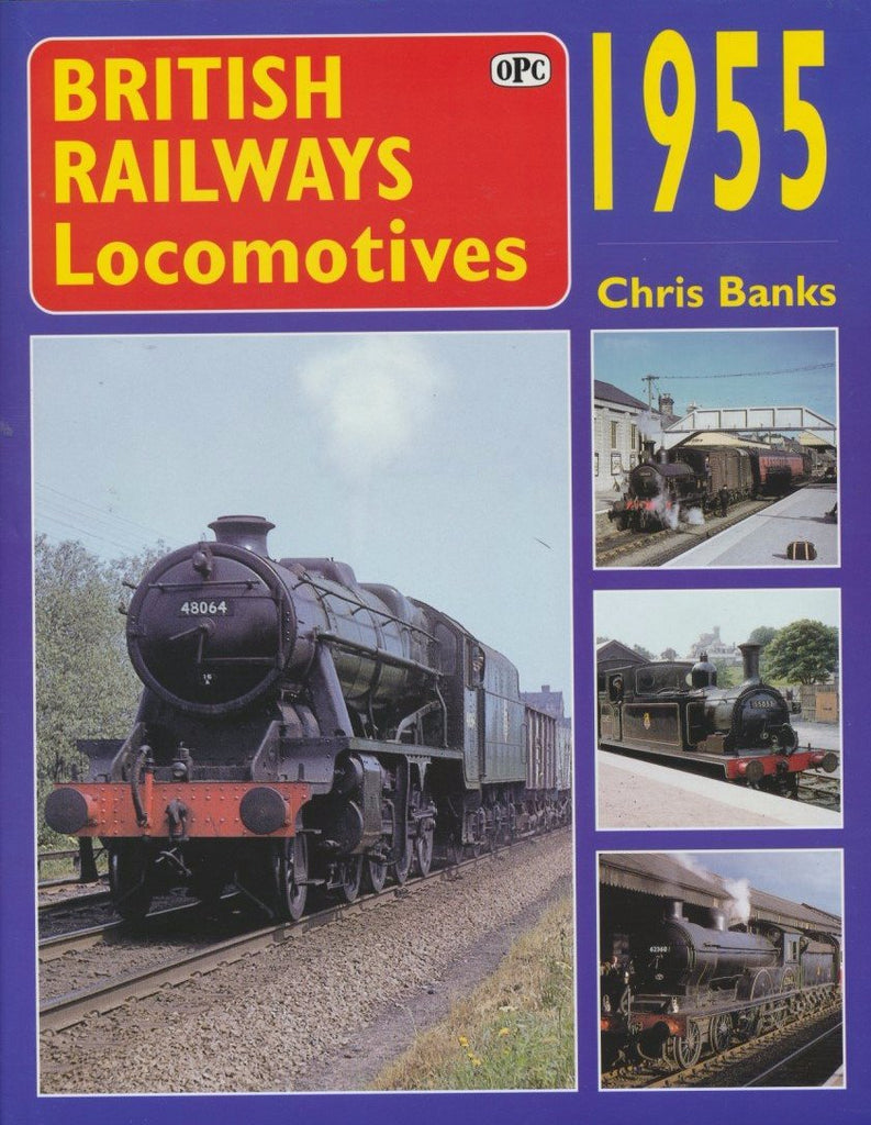 British Railways Locomotives 1955