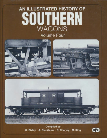 An Illustrated History of Southern Wagons - Volume 4