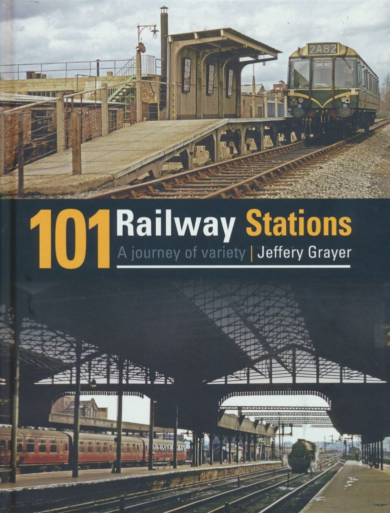 101 Railway Stations - A Journey of Variety