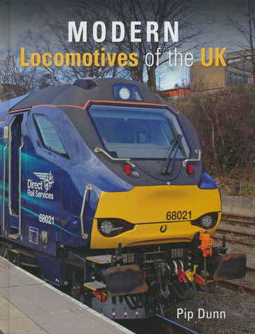 Modern Locomotives of the UK