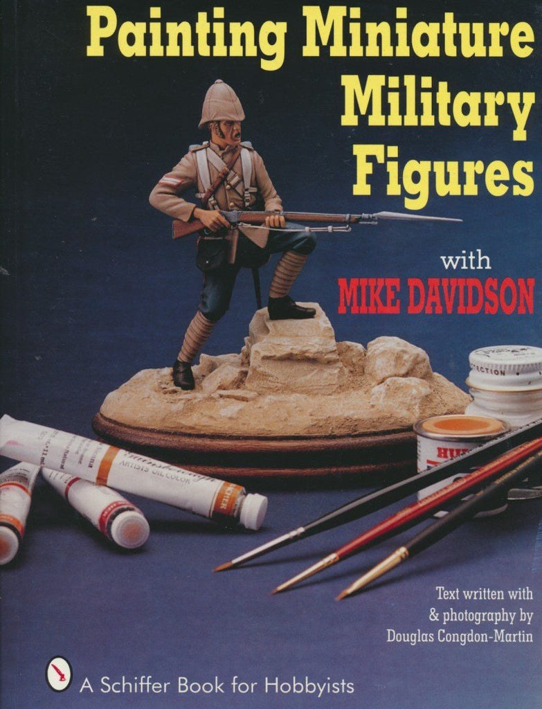 Painting Miniature Military Figures