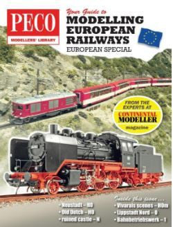 Your Guide to Modelling Eurpean Railways