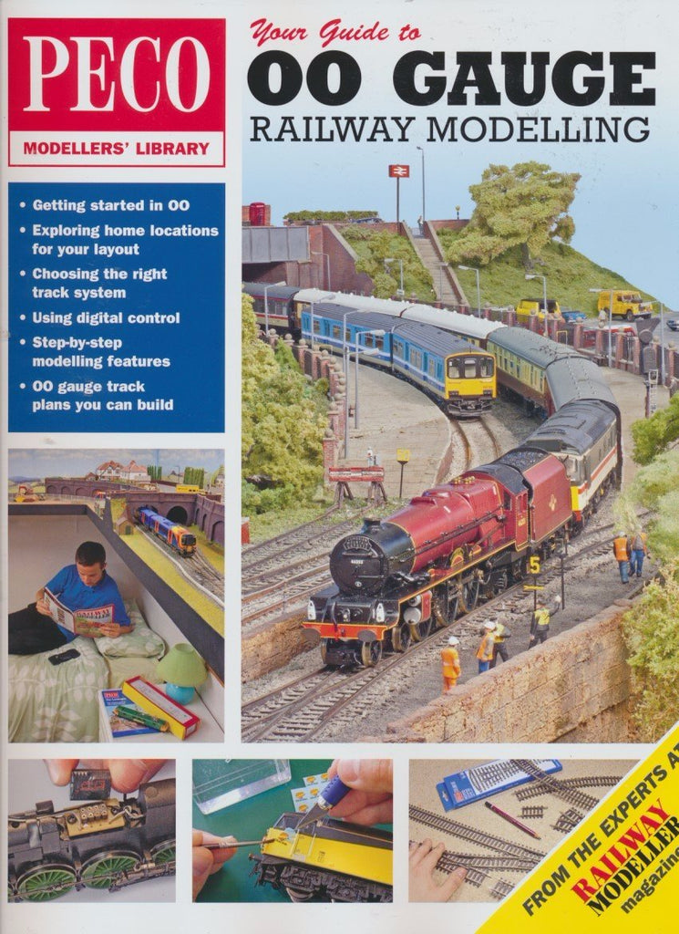 Your Guide to OO Gauge Railway Modelling