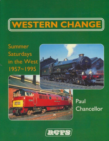 Western Change - Summer Saturdays in the West 1957-1995