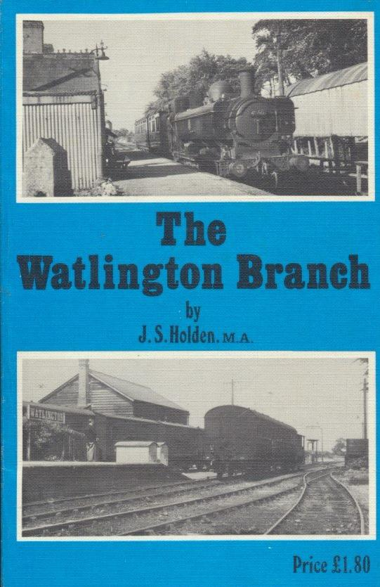 The Watlington Branch