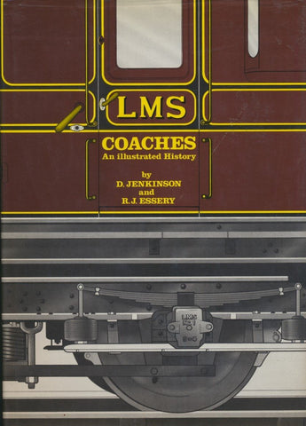 LMS Coaches - An Illustrated History