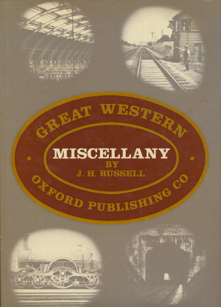 Great Western Miscellany - Volume 1