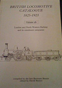 British Locomotive Catalogue 2A