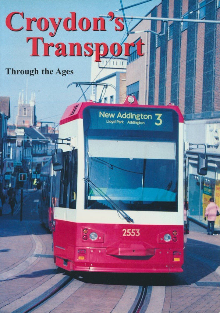 Croydon's Transport through the Ages