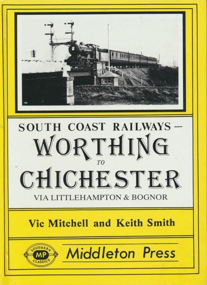 Worthing to Chichester (South Coast Railways)