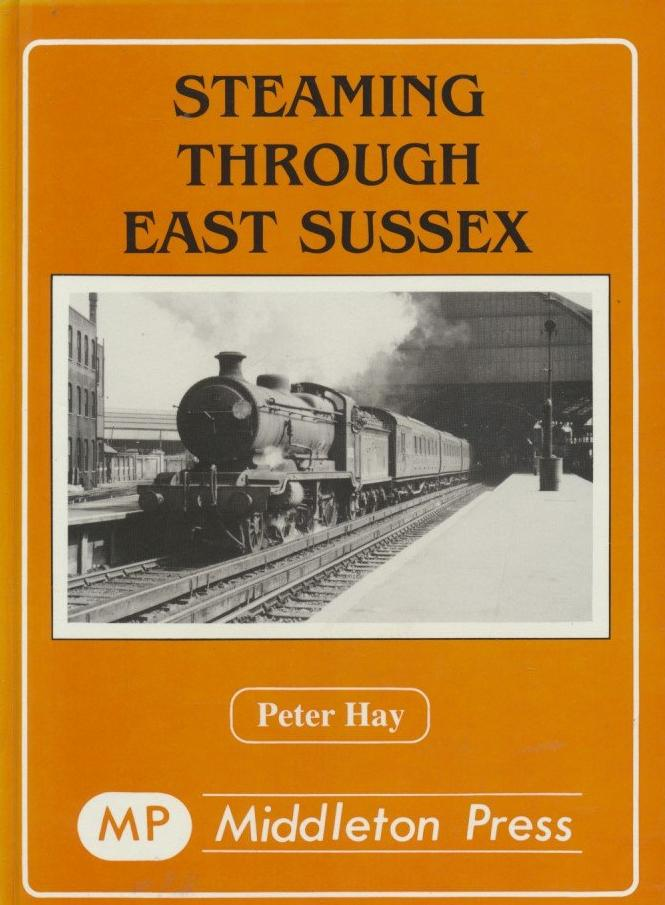 Steaming through East Sussex