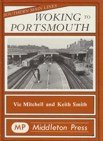Woking to Portsmouth (Southern Main Lines)