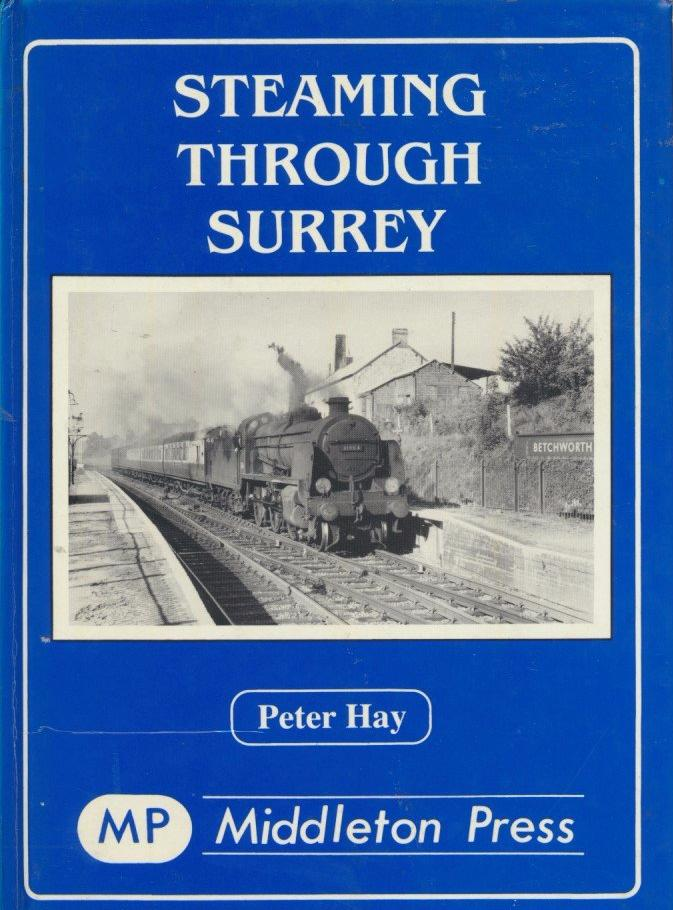 Steaming Through Surrey
