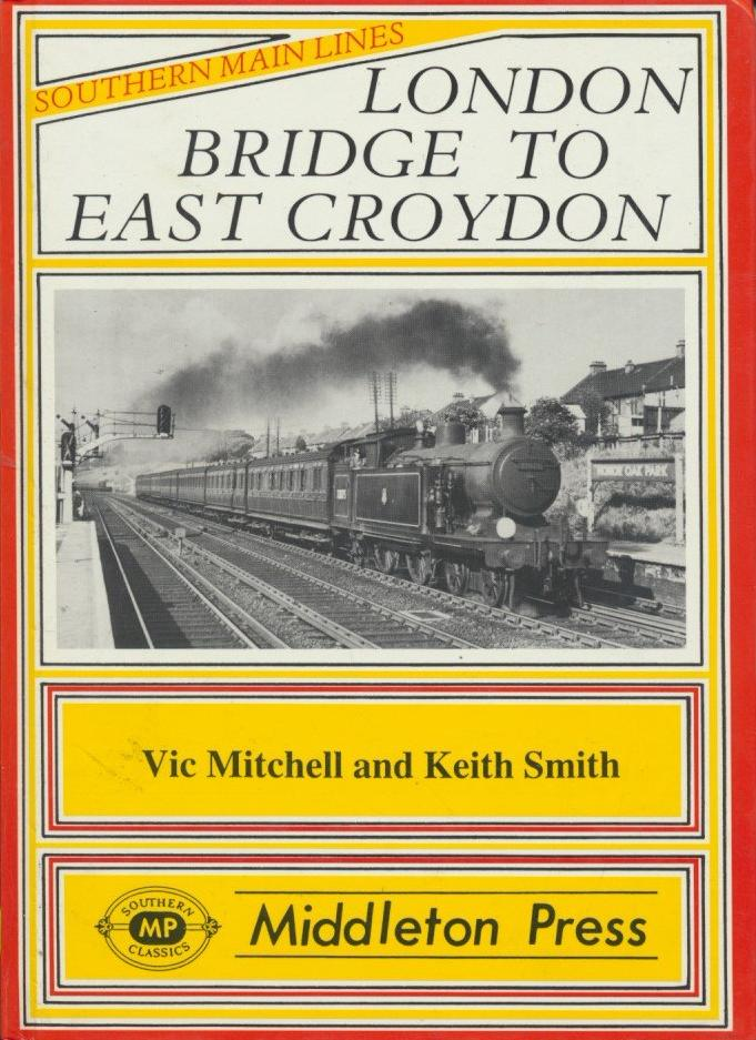London Bridge to East Croydon (Southern Main Lines)
