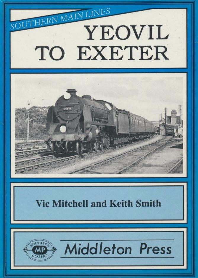 Yeovil to Exeter (Southern Main Lines)