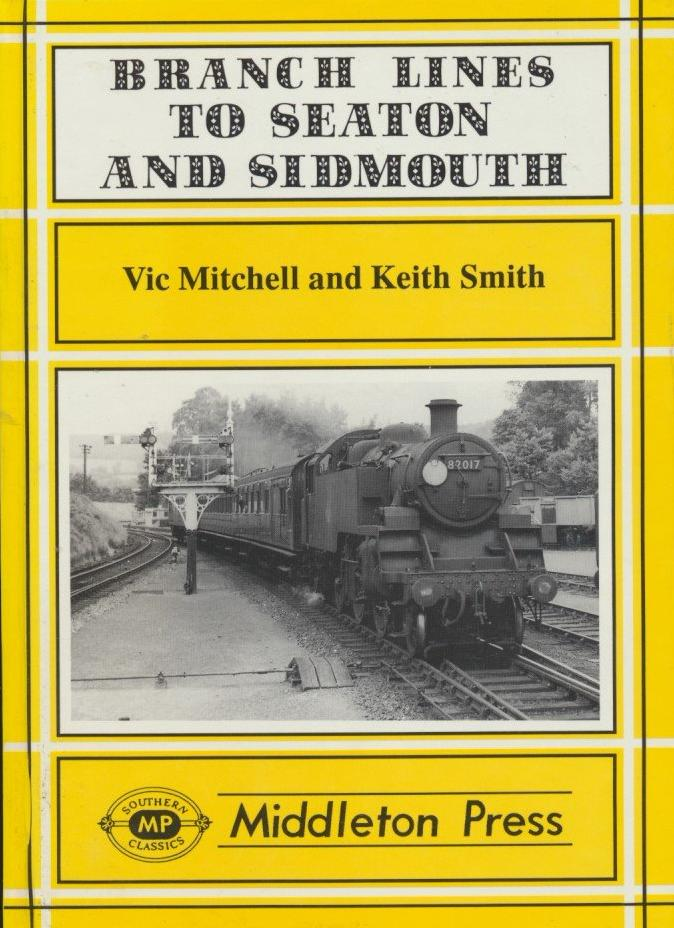 Branch Lines to Seaton and Sidmouth