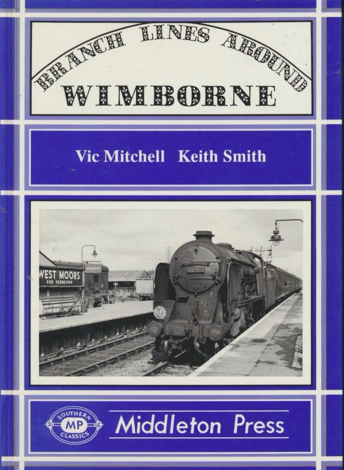 Branch Lines Around Wimbourne