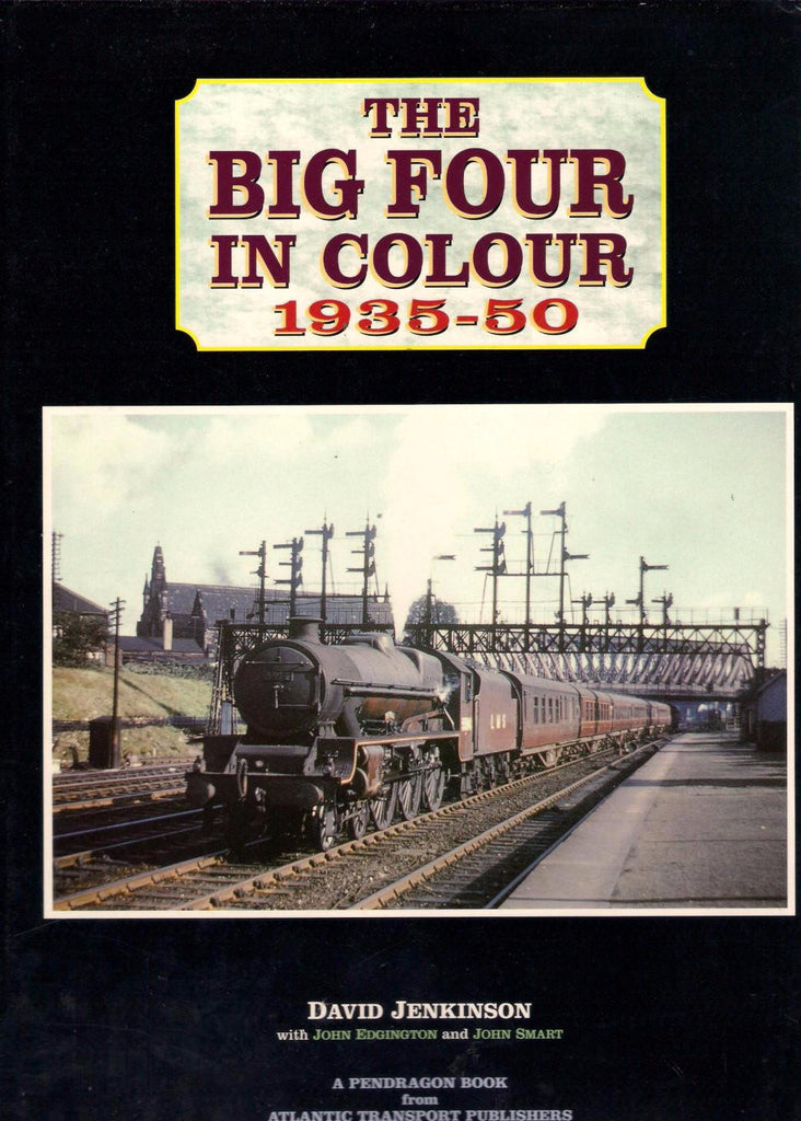 The Big Four in Colour 1935-50