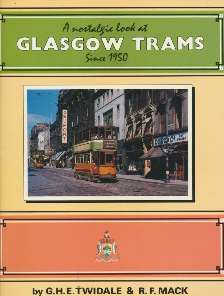 A Nostalgic Look at Glasgow Trams