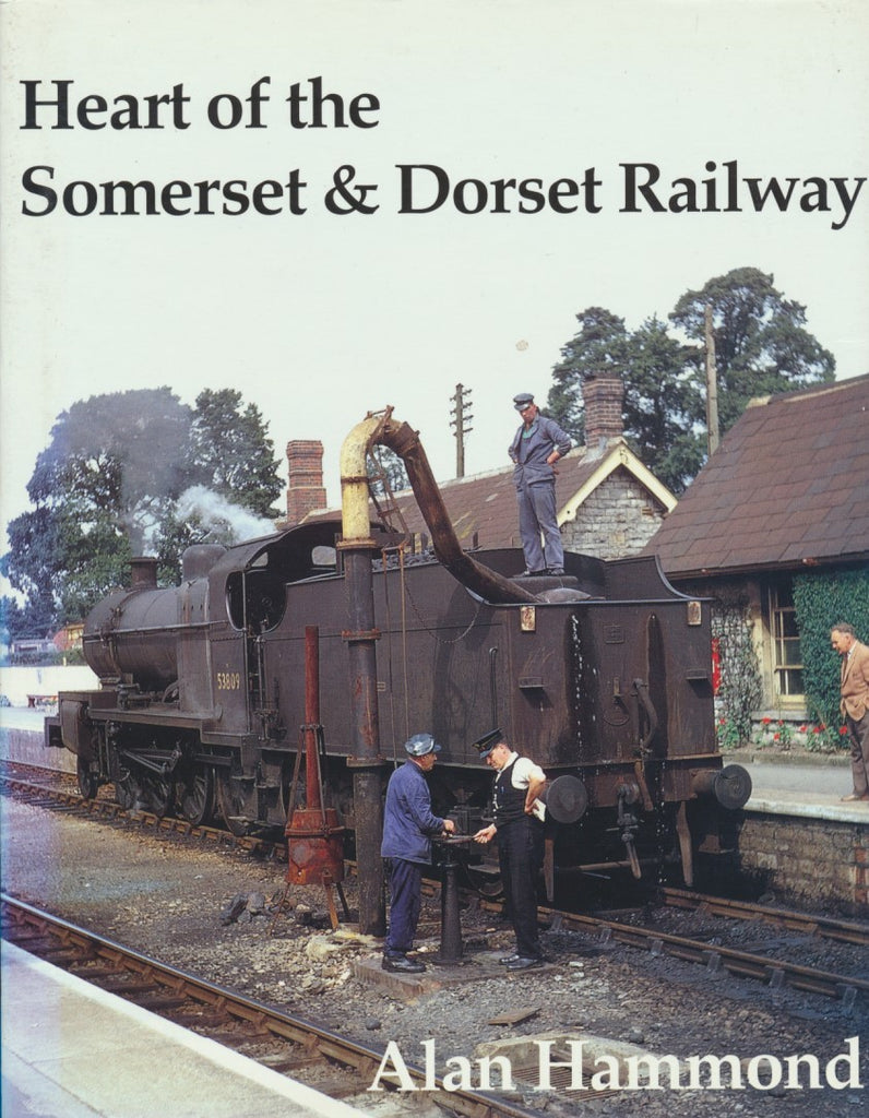Heart of the Somerset and Dorset Railway