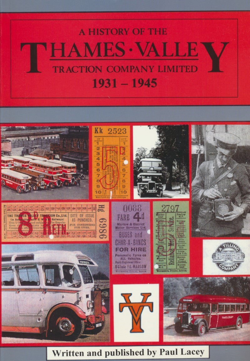 A History of the Thames Valley Traction Company Limited: 1931 - 1945