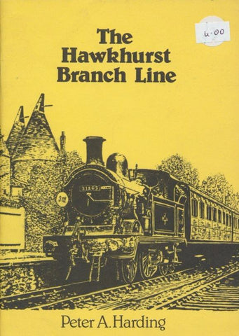 The Hawkhurst Branch Line