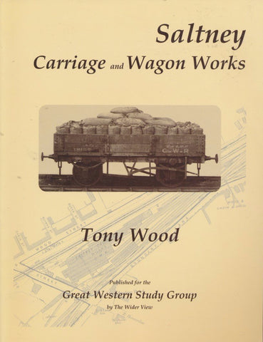 Saltney Carriage and Wagon Works