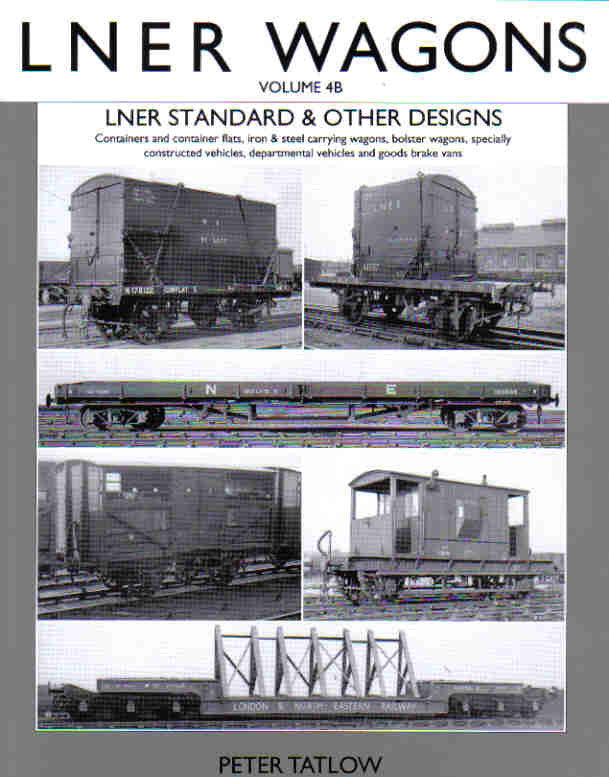 LNER Wagons, volume 4B