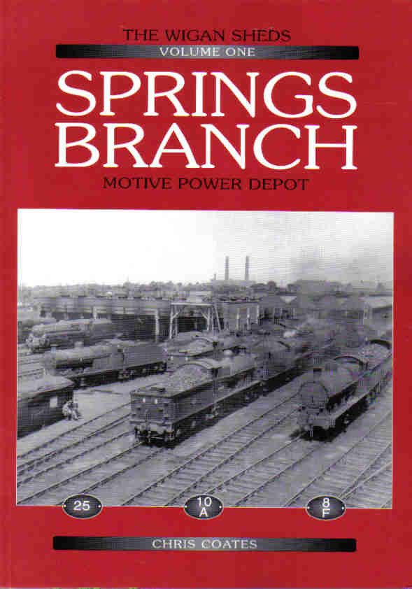 The Wigan Shed - Volume 1 Springs Branch