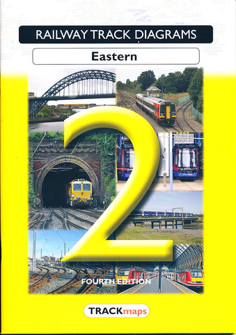 Railway Track Diagrams: Eastern (Fourth Edition)