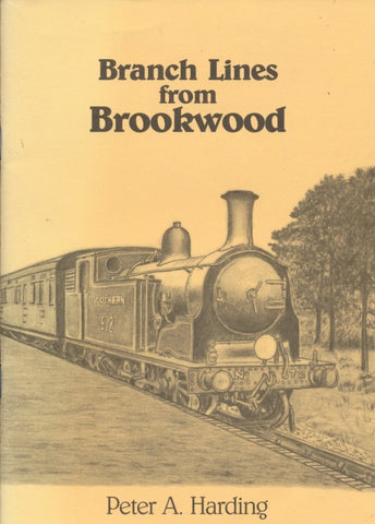 Branch Lines from Brookwood