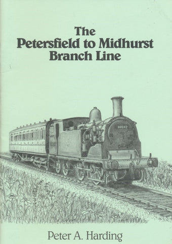The Petersfield to Midhurst Branch Line