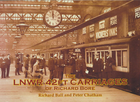 The 42ft Carriages of Richard Bore