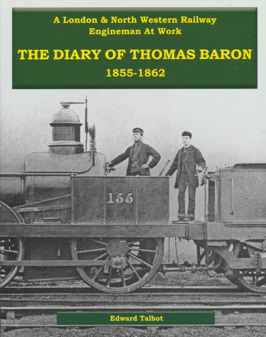 The Diary of Thomas Baron 1855-1862