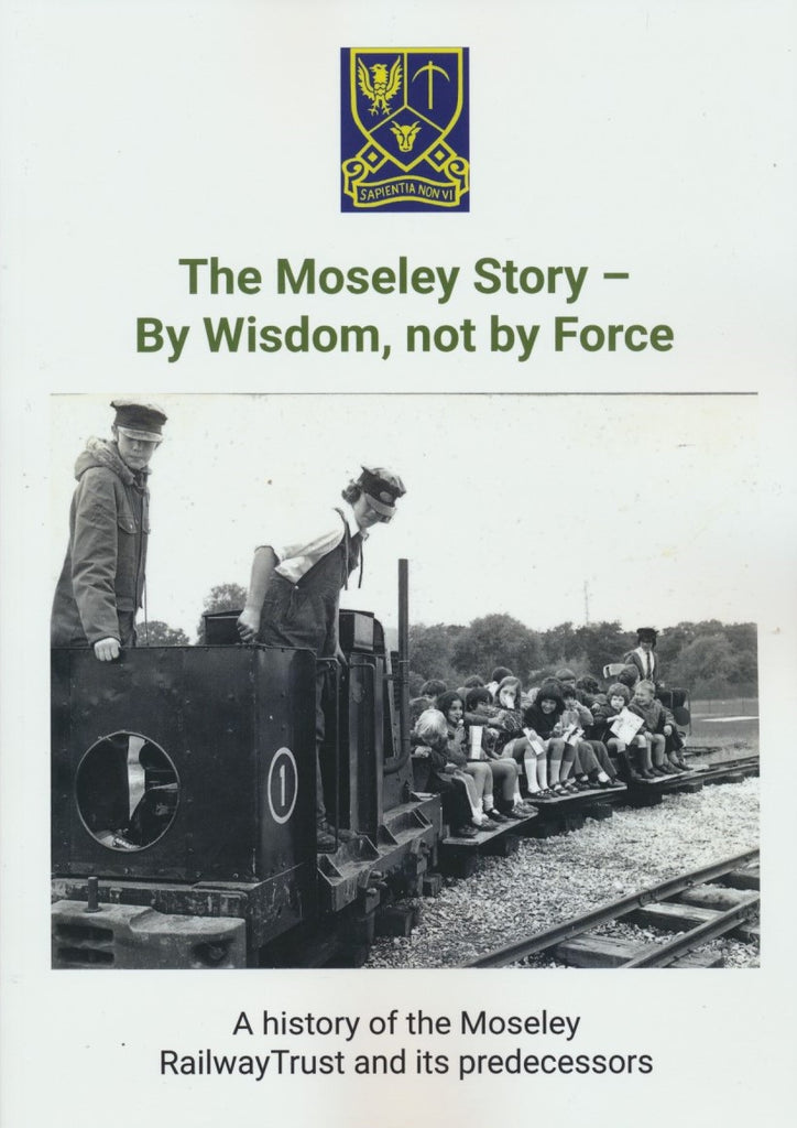 The Moseley Story - By Wisdom, not by Force