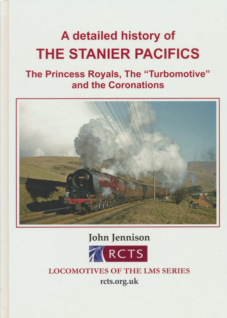 A Detailed History of the Stanier Pacifics