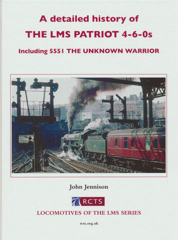 A detailed history of The LMS Patriot 4-6-0s