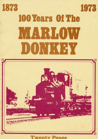 100 Years of the Marlow Donkey