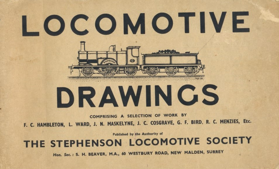 Locomotive Drawings