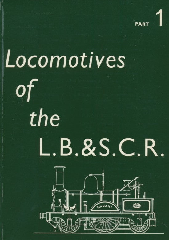 Locomotives of the L.B.&S.C.R., Part 1