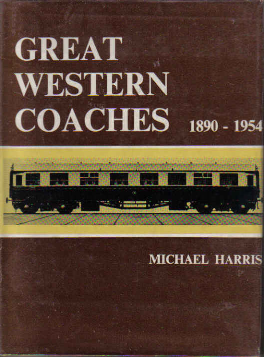 Great Western Coaches 1890-1954