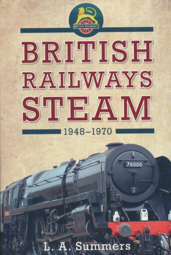 British Railways Steam 1948-1970