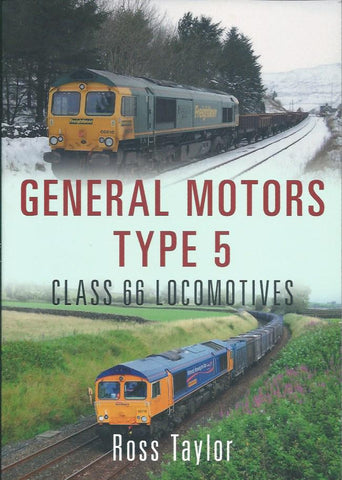 General Motors Type 5 - Class 66 Locomotives