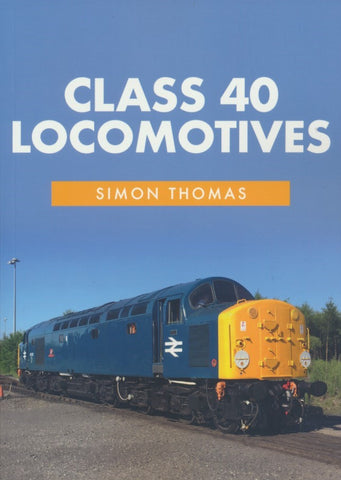 Class 40 Locomotives