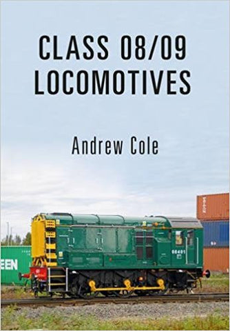 Class 08/09 Locomotives